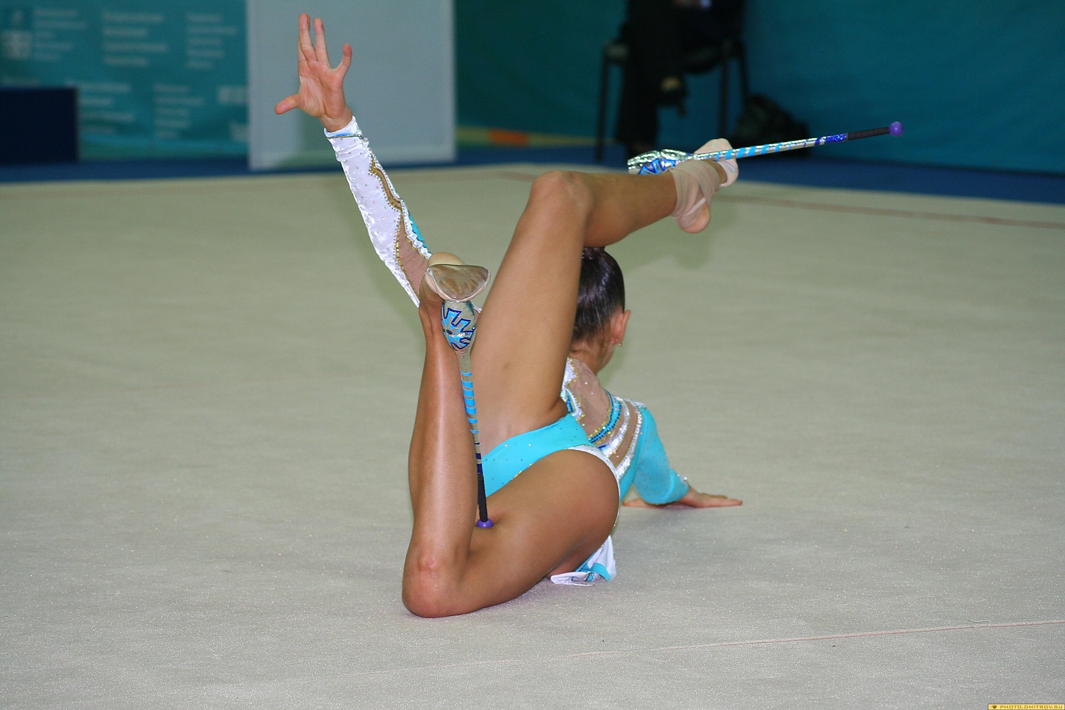 С гимнастками фото 6 фотография
