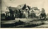 Барский дом, место размещения II ступени.