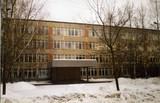 4-х этажное здание школы